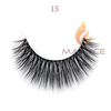 3D fiber lashes best false eyelashes individual eye lashes natural lash(15)