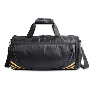OEM polyester waterproof gym sport bag travel bag