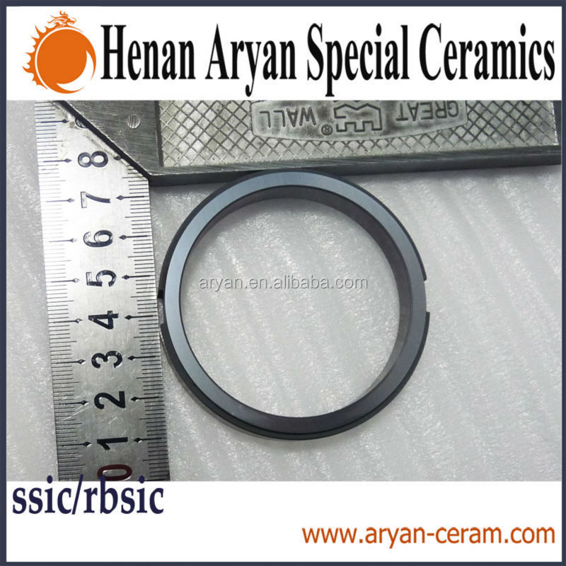 High precision silicon carbide ceramics which use for electronic component, medical equipment,semiconductor, machinery, etc.