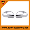 Best selling car accessories plastic chrome mirror cover for discovery 2014+