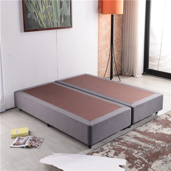 Bedroom Furniture Pu Leather Or Fabric