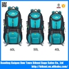 40 L, 50L, 60L, High quality wholesale outdoor backpacks waterproof sport bags