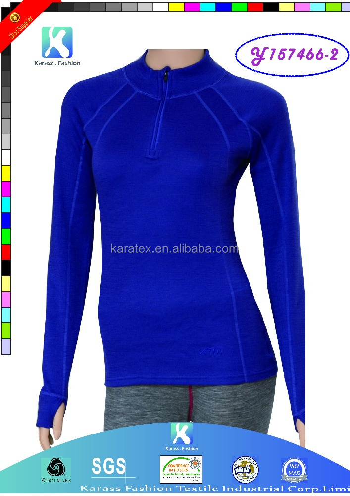 2016 new design fashion blue style fitness women yoga wear