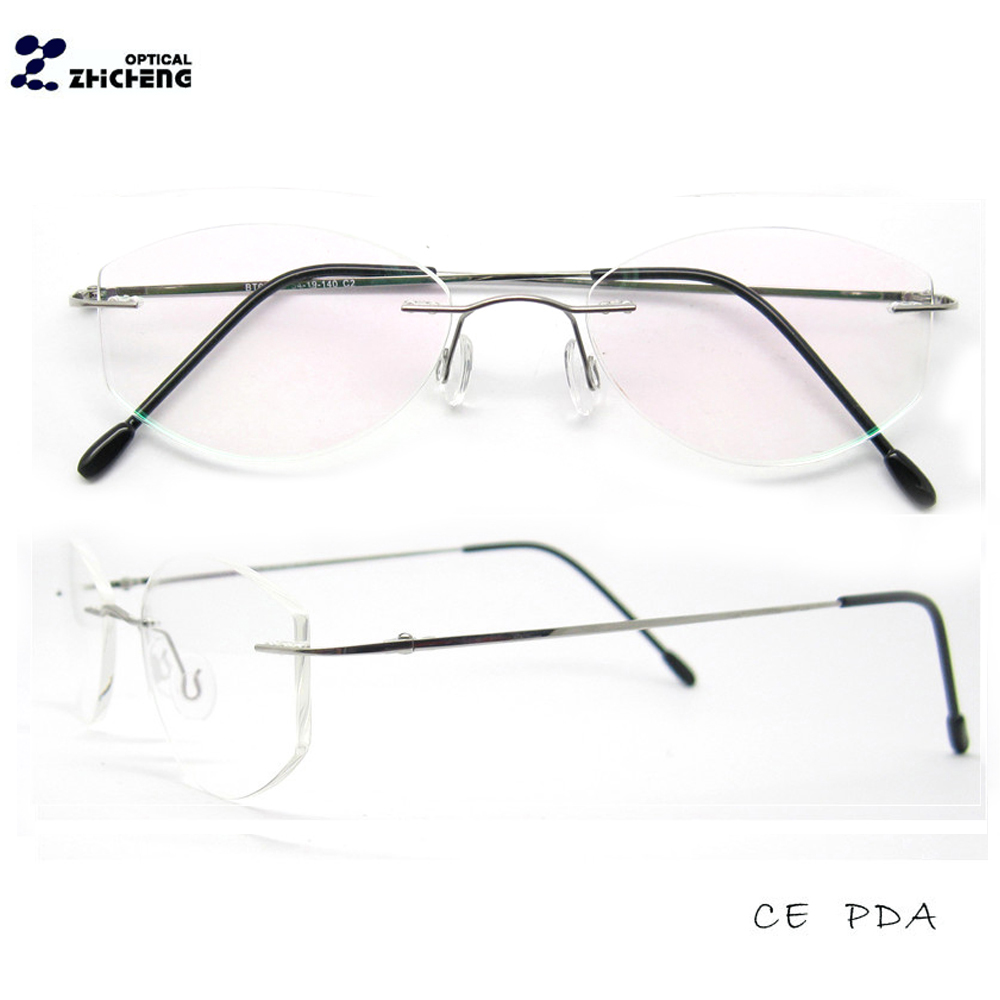 2018 heißer verkauf mode silhouette titan brillenfassungen bereit ...