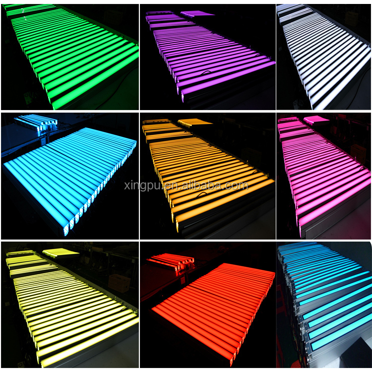Led Outdoor Stairs LightingFloor Inground Recessed Linear Led