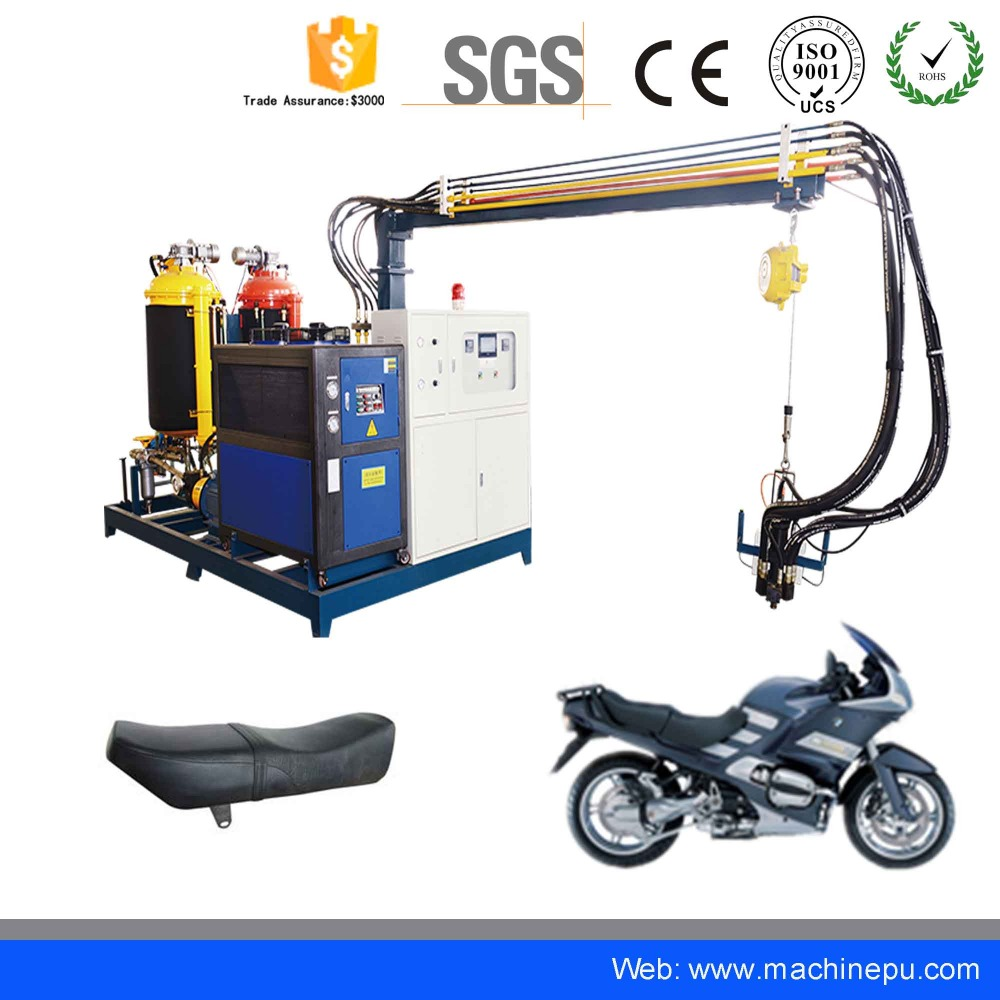 High pressure Polyurethane PU Foam Injection Filling Machine For Tire