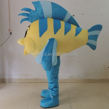 costume Adult fish