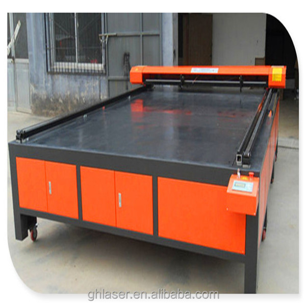 Cheap laser fabric cutting machine for bridal dresses from china factory