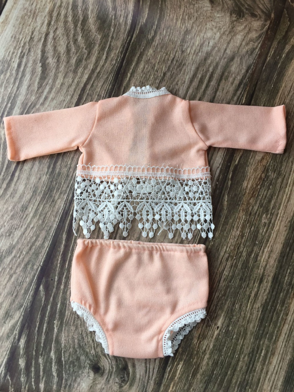 Knitted Baby Clothes Sewing Rompe Newborn Overall Handmade Knitted ...