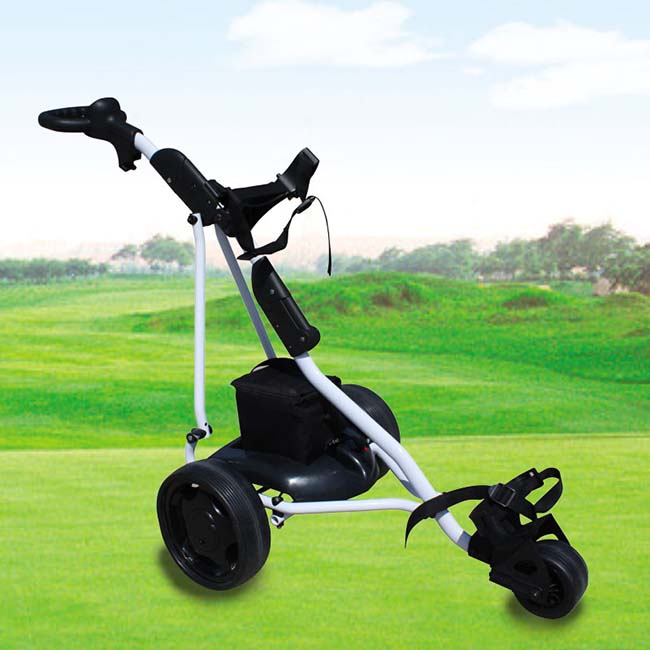 Electric golf trolley power caddy with CE certificate DG12150-1