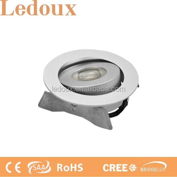 Sepcialist in LED Kitchen Furniture Lighting-Ultra thin downlight
