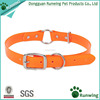 Wholesale dog collar waterproof TPU dog collar for all breeds