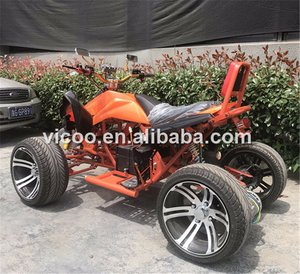 EEC 500CC atv quad with 4x4WD EEC/COC Shaft Drive