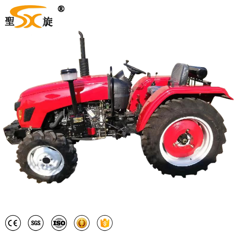 CE approved 50hp 4wd 팜/농 트랙터