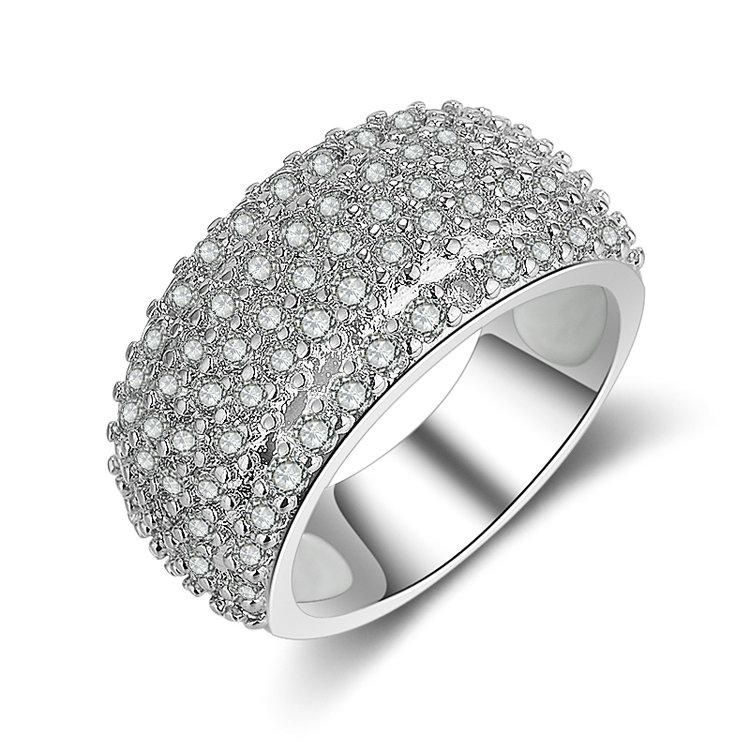 Frau daumenring Ring am
