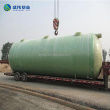 Large 2000l sewage treatment plant septic tank for sale