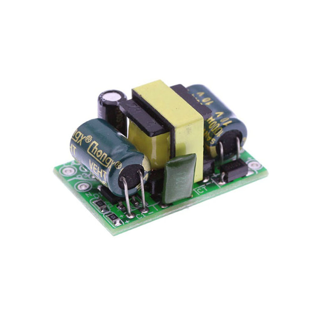 AC-DC 12V 400mA 4.8W Precision Buck Converter AC 220V to 12V DC Step Down Transformer Power Supply Module