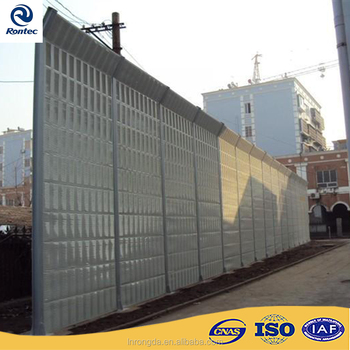 Pc Sheet And Metal Railway Noise Barrier Sound Wall - Buy Noise Barrier  Sound Wall,Noise Protection Wall,Noise Cancelling Wall Product on  Alibaba com