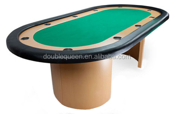 Poker Table Cup Holders With Wooden Legs