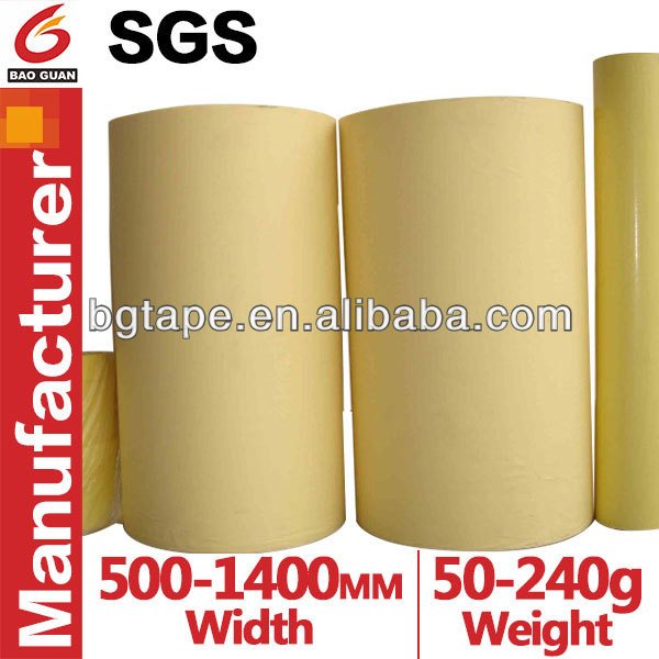 Jumbo roll release paper(silicone paper)