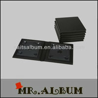 high quality leather cover dvd cases wholesale
