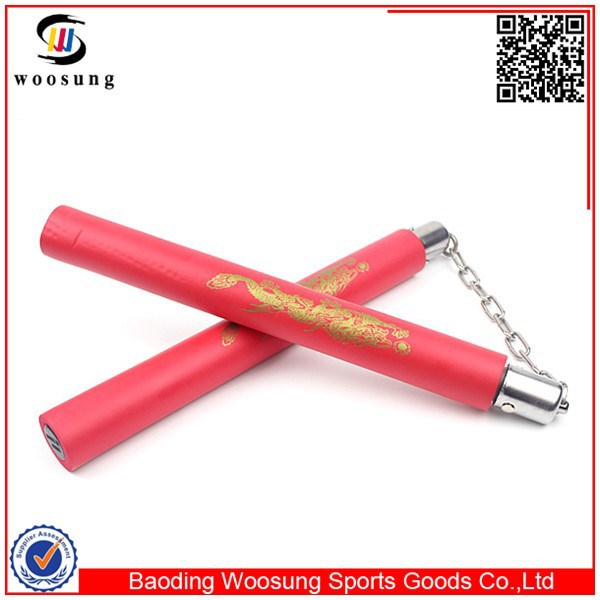 Kung fu Foam nunchakus with sponge handle nunchaku manufacturers