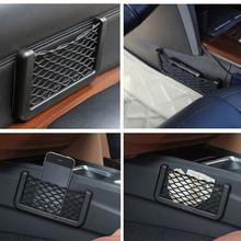 1pcs Car Carrying Bag Stickers For Honda Civic Accord CRV Fit Renault Peugeot 307 206 407 308 406 Citroen C4 C5 C3 Accessories