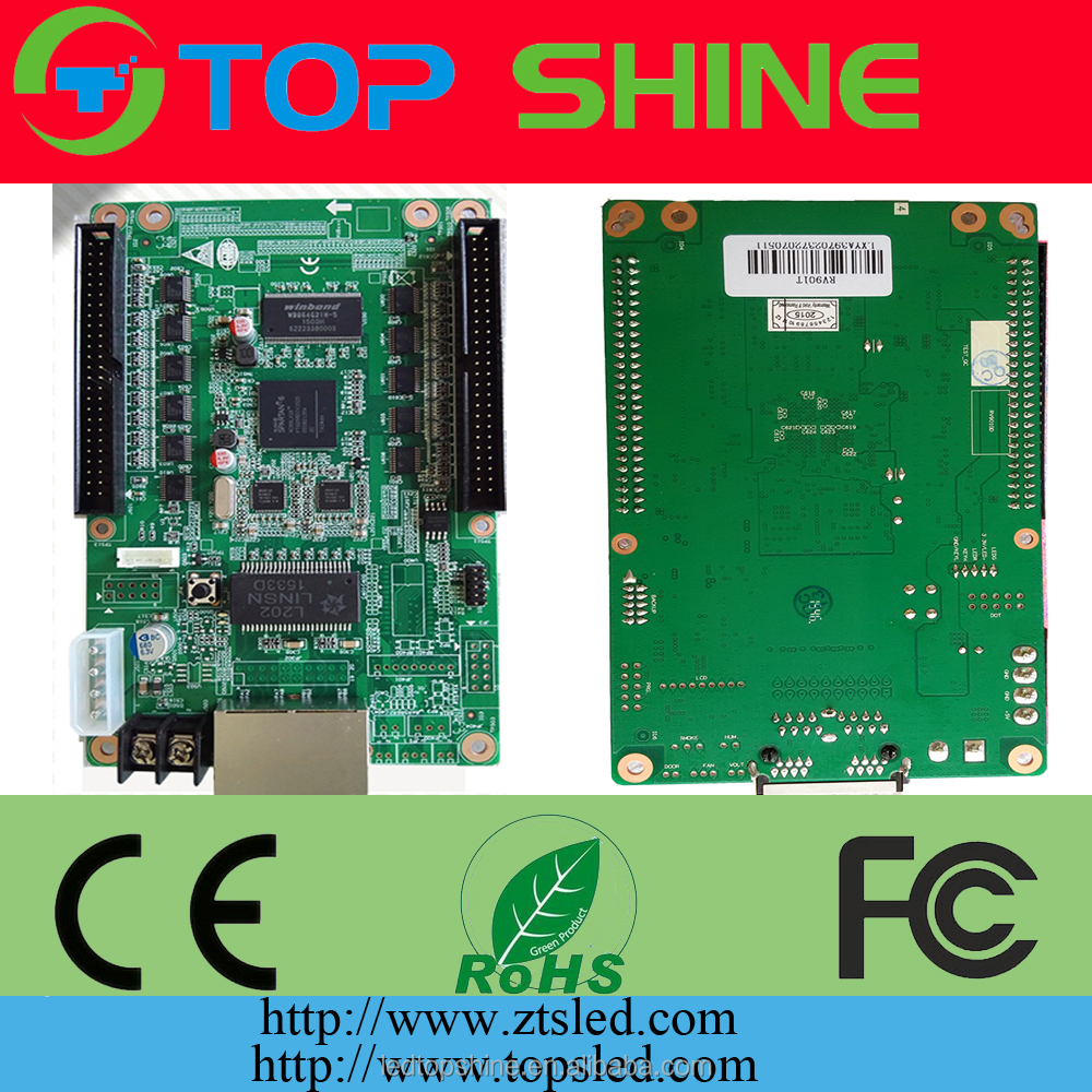 Linsn RV901 receiving card linsn RV908 LED control card RGB 901 controller card