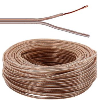 transparent speaker cable wire buy speaker cable cable. Black Bedroom Furniture Sets. Home Design Ideas