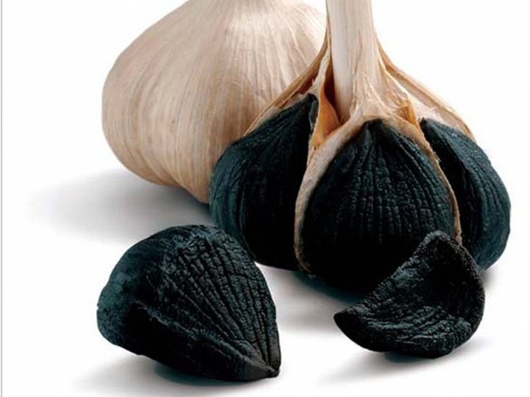 gift package black garlic for old people, Amino acids supplement