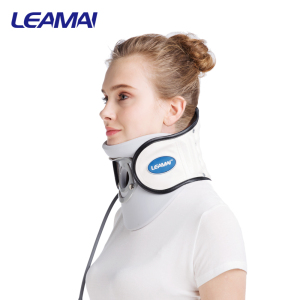 Upper Back Support Brace Sexy Collar Inflatable Neck Support/