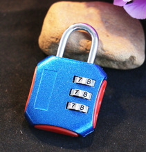 CH-008H gift promotion 3 digits high quality security brand padlock