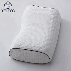 Natural latex headrest anti wrinkle massage baby latex pillow