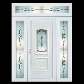 Pvc Entry Doors Kunststoff Eingangstueren Buy European Pvc