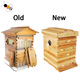 2018 New Honey Flow Frame Automatic Honey Flow Hive