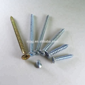 din7505 all sizes C1022A wood screw chipboard screw