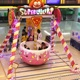 Baolurides indoor shopping mall Sweet lollipop other amusement park products