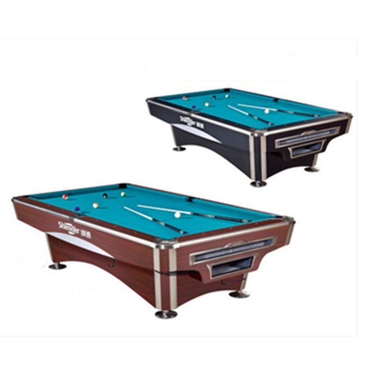 Superb Top Quality Star Billiard Table OEM