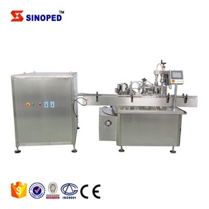 High Automatic Viscosity Pellet Eight Pump Liquid Filler Machine
