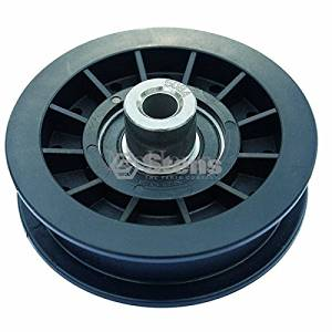(Ship from USA) Flat Idler, Fits AYP 194327 [STE][280-663] /ITEM NO#8Y-IFW81854243025