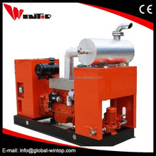 50kw electrical genset natural gas generators