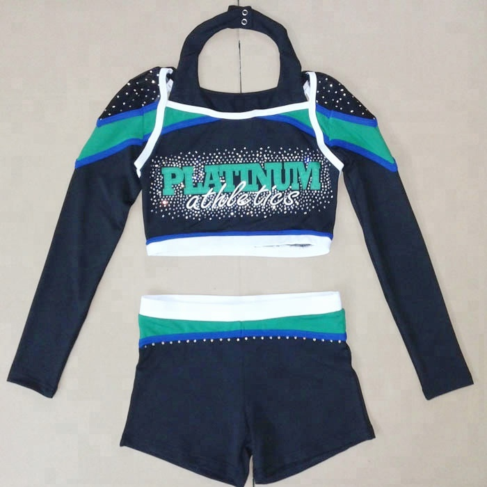 2019 nach cheerleading uniformen