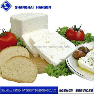 feta cheese cream cheese import custom clearance & transport
