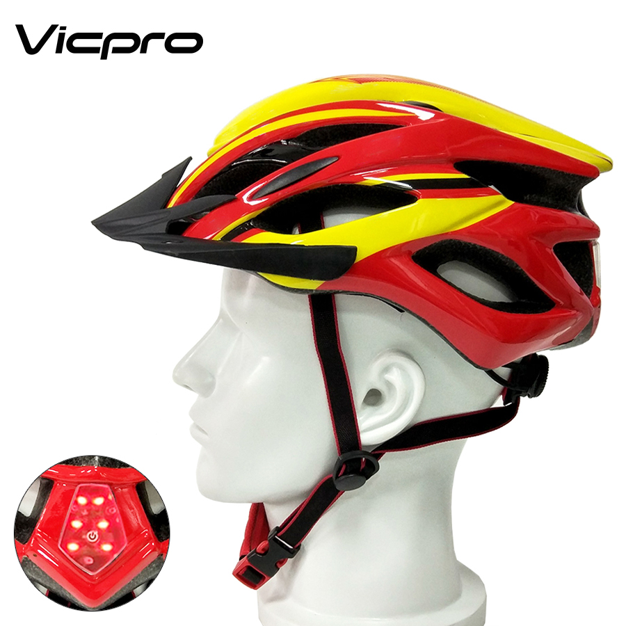 92dbe307 2018 Best Cycling Helmet For Adults Bicycle Helmets With Sun Visor ...