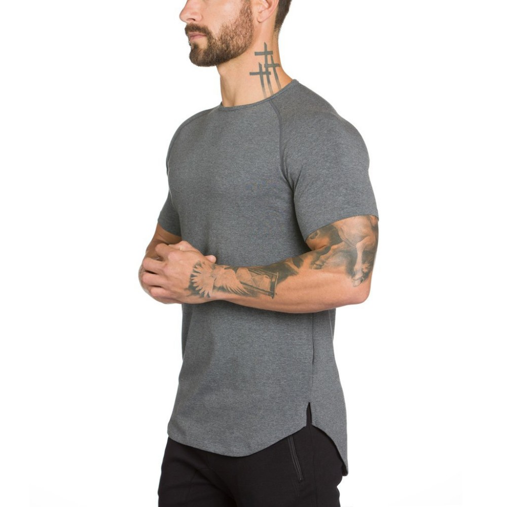 3068163dc Ats310 New Style Muscle Gym Men T Shirts Quality Gym T Shirts Wholesale -  Buy Gym T Shirt,Men T Shirt,Wholesale T Shirt Product on Alibaba.com