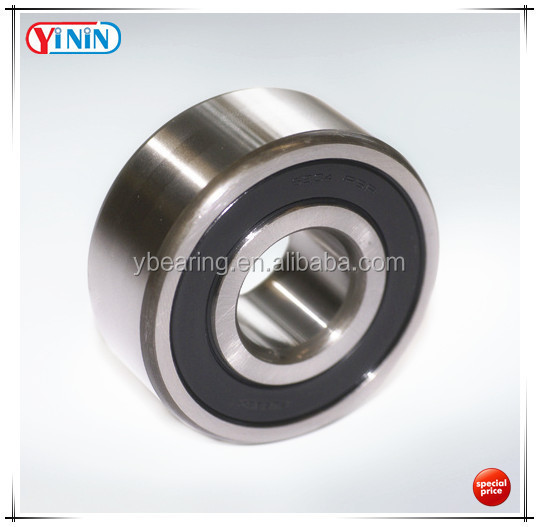 3305 C3  ZKL Double Row Angular Contact Ball Bearing Max Type