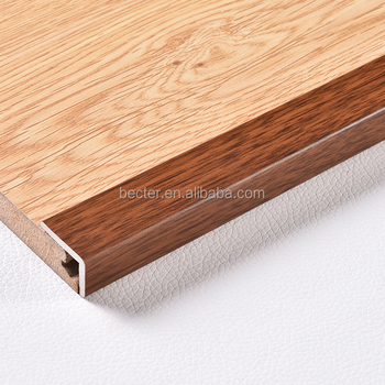 Top Quality Floor Edge Stripeasy Installation Floor Edge Trimpvc