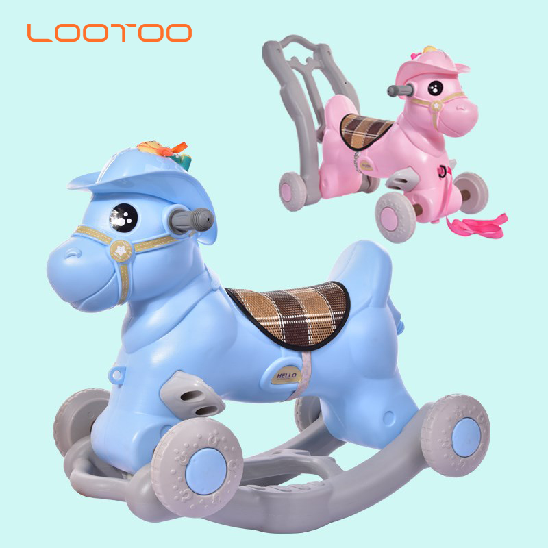 OEM best selling Low cost China company supply rocking horse cool walkers for babies