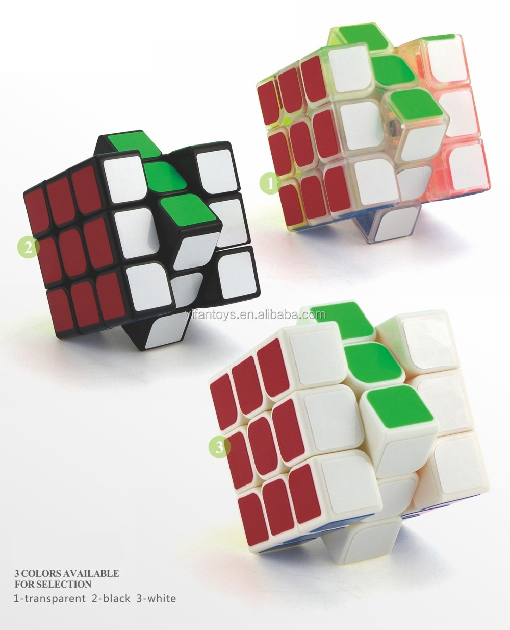 Wholesale Yongjun Educational Cube Yj8614 Guanlong 3x3 Magic Cubes ...