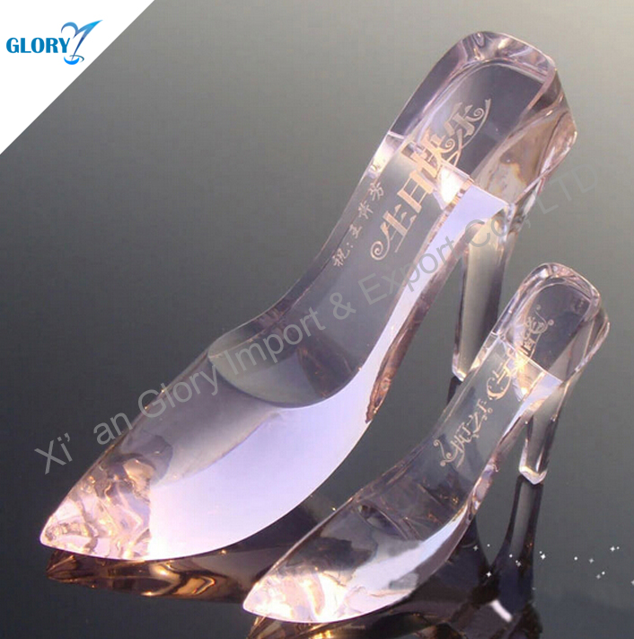 Valentines Day Gifts High Heel Shoe Trophy